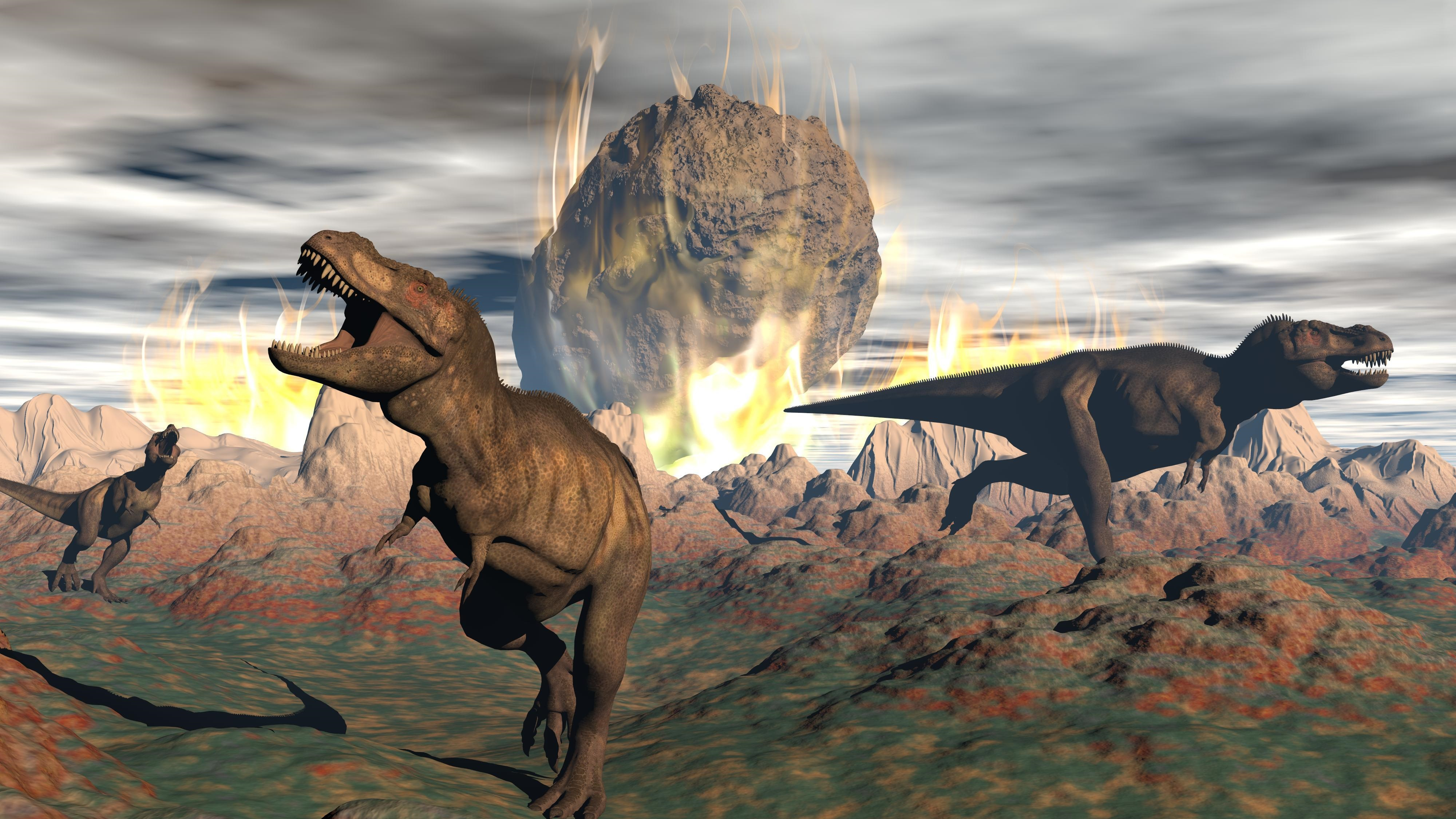 Unique evidence links meteorite impact in Mexico to global extinction dinosaurs